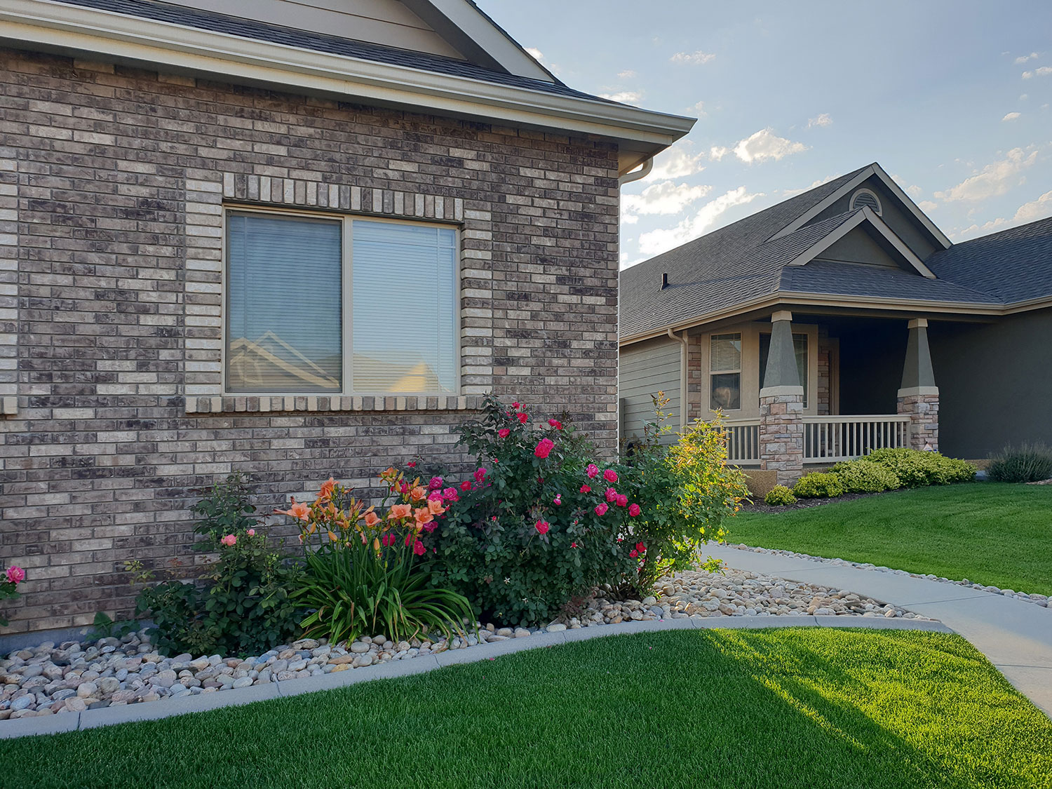 Using Rock Landscaping To Boost Your House S Curb Eal Mdi