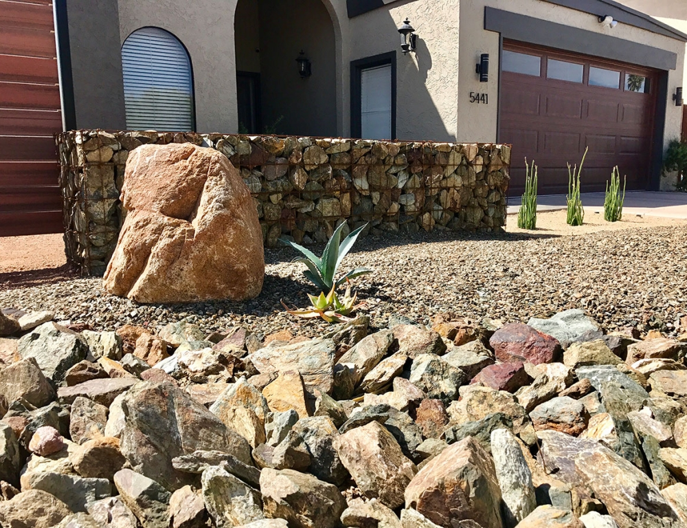 Arcadia Front Yard Makeover