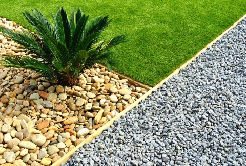 Best Rock Landscaping Strategies for Summer Heat