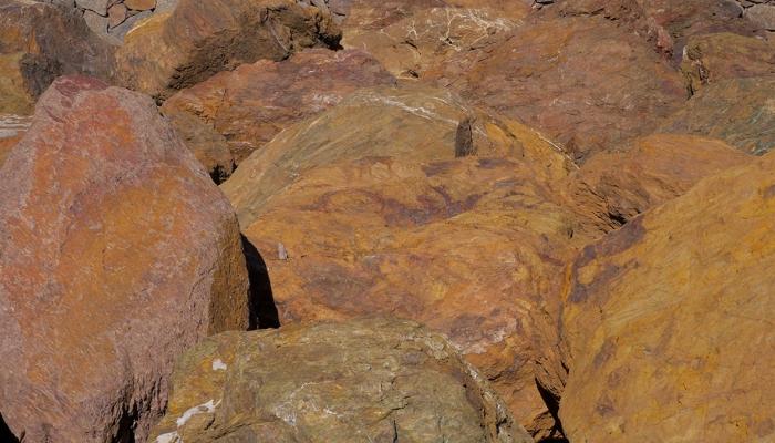 Quarry Boulder
